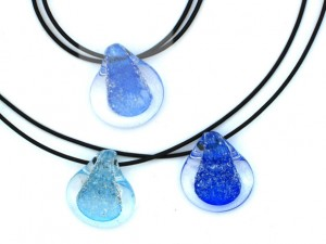 Memory Glass Cremation Memorial Pendants