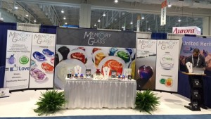 Memory Glass NFDA Booth 2014